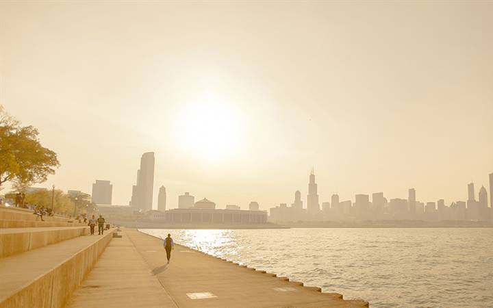 Study: Climate change soon to be main cause of heat waves in West, Great Lakes