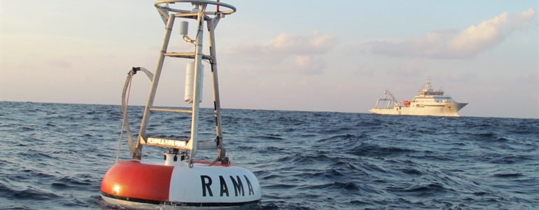 NOAA teams up with India to strengthen ocean observations
