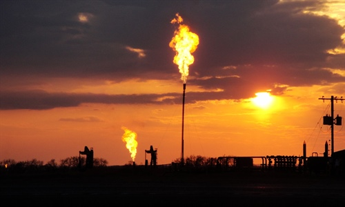 US methane emissions flat since 2006 despite increased oil and gas...
