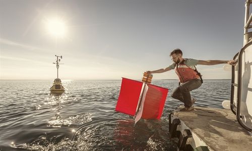 Five NOAA Research scientists to receive Presidential awards for early...