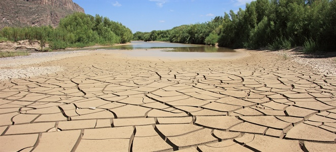 Climate change to make hot droughts hotter in the US southern plains