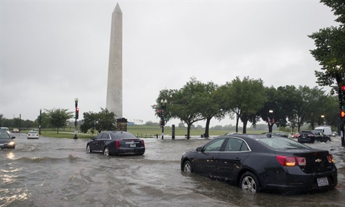 Experimental tool helps improve flash flood forecasts in the Northeast U.S.