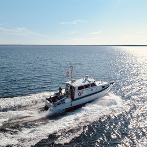 NOAA teams up with Viking to conduct and share science aboard new Great Lakes expedition voyages