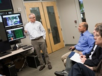 Weather research visionary and leader returns as NOAA NSSL's director