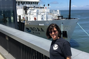The building blocks of life: A day in the life of a NOAA 'omics scientist