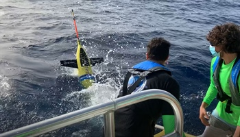 Ocean gliders head to sea to improve hurricane forecasts
