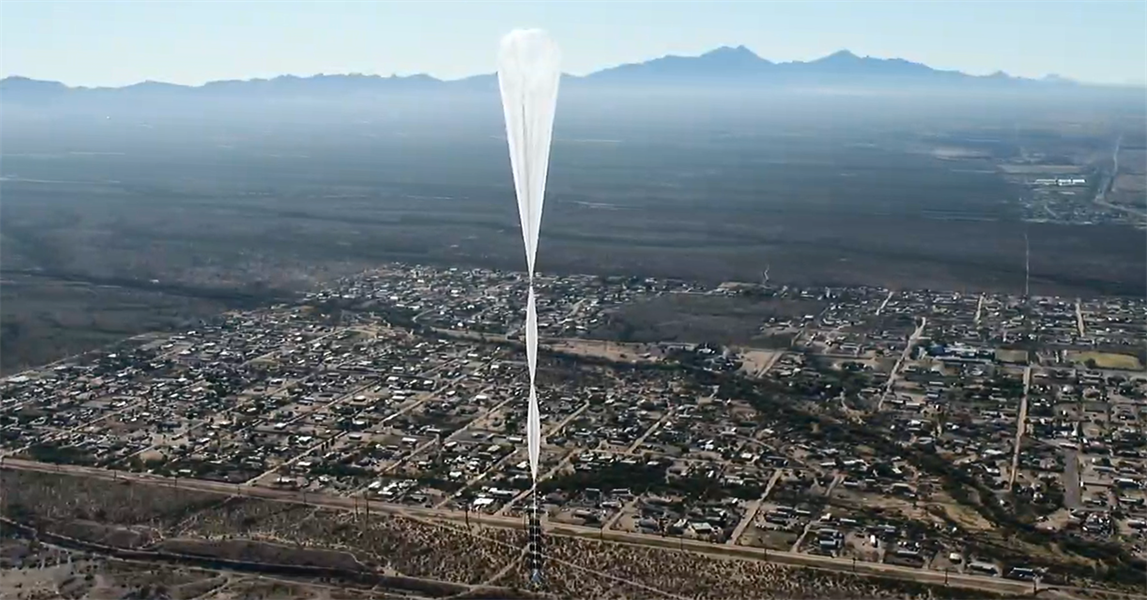 NOAA teaming up with Arizona firm to advance study of stratosphere