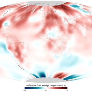 The warmest summer on record for the Northern Hemisphere comes to an end