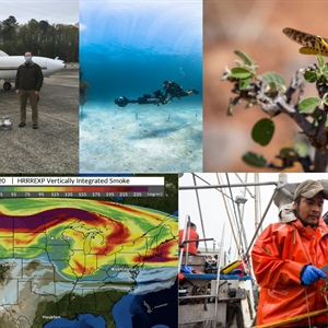 NOAA Research's top 5 stories from 2020