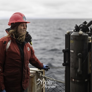 NOAA Corps officer Sarah Donohoe on a career filled with adventure, curiosity and impact