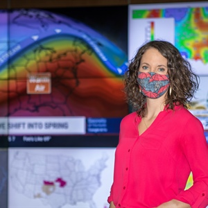 Turning a fascination with thunderstorms into a career in severe weather and climate