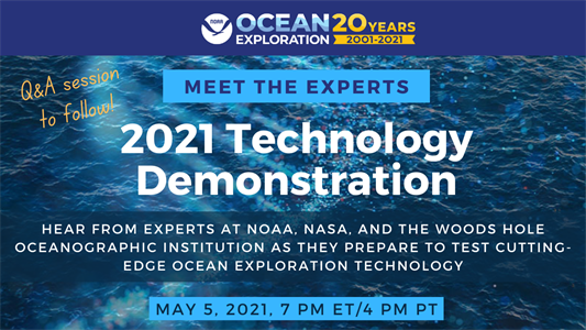 From Mars to the deep ocean: NOAA and partners describe new technology transforming ocean exploration