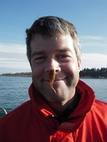 As coastal hazards specialist for Washington Sea Grant, Miller also has the opportunity to interact with local marine organisms.