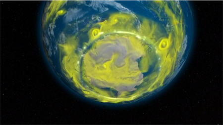 NOAA NASA Visualization