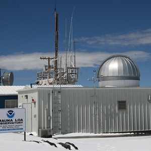 Greenhouse gases top 400 ppm for three months in a row at Mauna Loa