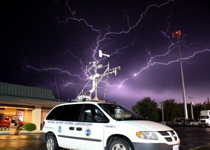 Lightning experts converge on Oklahoma to discuss latest research