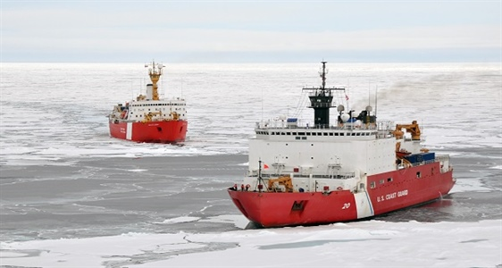 U.S.-Canada Arctic Ocean survey partnership saved costs, increased data