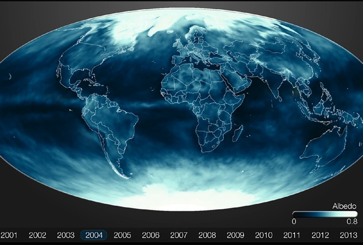 NOAA research shows limits to detecting geo-engineered increases to sunlight reflection