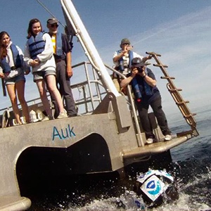Students win chance to launch a NOAA global ocean drifter for Earth Day