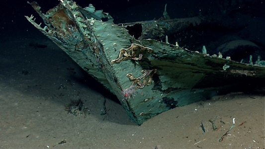 NOAA, BOEM: Historic, 19th century shipwreck discovered in northern Gulf of Mexico