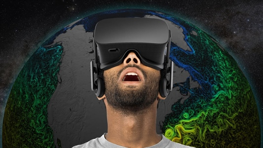NOAA takes virtual reality to another dimension