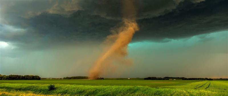 Ocean temperatures may hold key to predicting tornado outbreaks