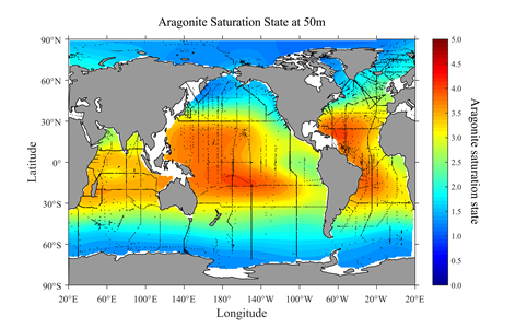 NOAA-led research identifies areas of global ocean  most vulnerable to ocean acidification