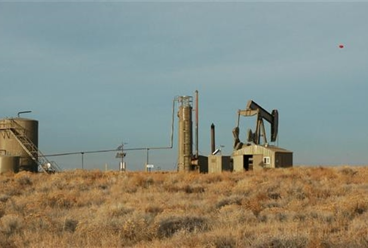 Studying the air above oil and gas production areas in the western United States