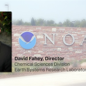 Research physicist named director of Earth System Research Lab Chemical Sciences Division