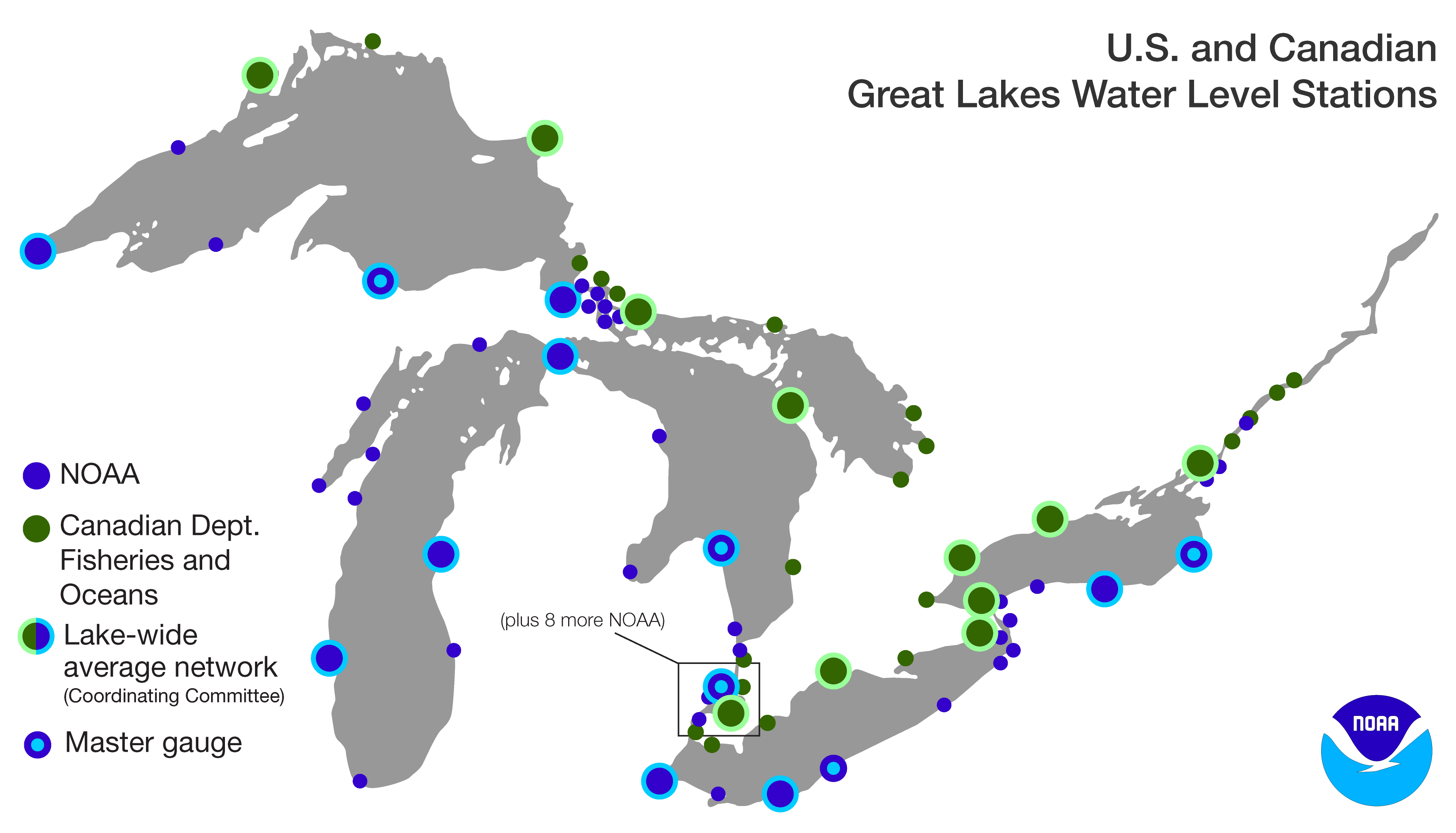 Great Lakes water levels predicted to reach record highs ...