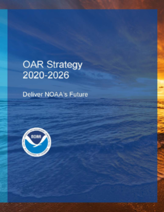 NOAA Research Strategy Plan from 2020 to 2026 cover image