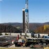 Natural gas drilling in Pennsylvania