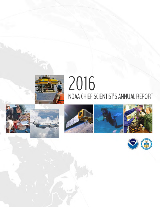 Chief Scientist Annual Report