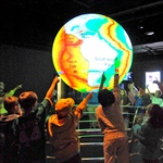 Learning Science the SOS Way: Science On a Sphere® Celebrates 10 years