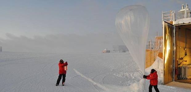 NOAA, NASA: Antarctic ozone hole second smallest in 20 years