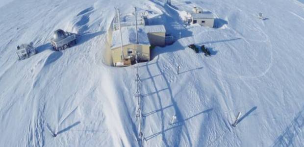 NOAA: Carbon dioxide levels reach milestone at Arctic sites