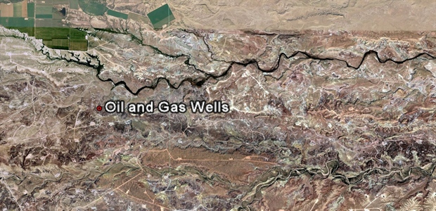 CIRES, NOAA observe significant methane leaks in a Utah natural gas field