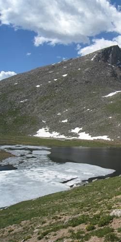 Colorado report: climate change projected to reduce water in streams, increase water needs for...