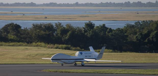 New mission for the Global Hawk
