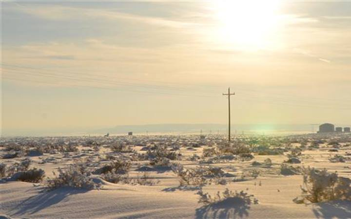New study explains wintertime ozone pollution in Utah oil and gas fields
