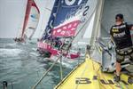 Round-the-world sailors help NOAA gather data in Southern Ocean to...