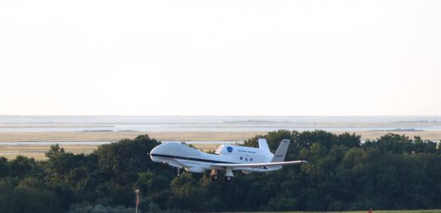 NOAA First: Real-time data from Global Hawk included in hurricane forecast model