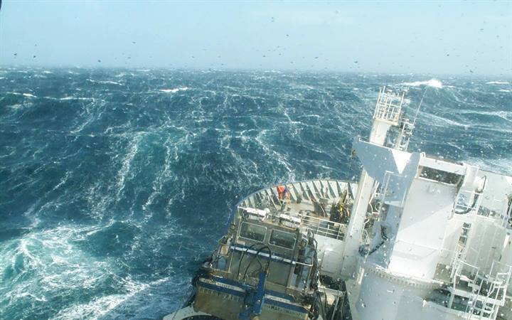 Scientists find Southern Ocean removing CO2 from the atmosphere more efficiently