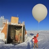 Measuring ozone thickness