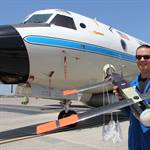 NOAA and Raytheon improve unmanned aircraft to collect hurricane weather data