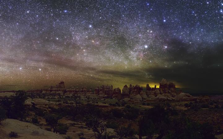 Milky Way now hidden from one ­third of humanity