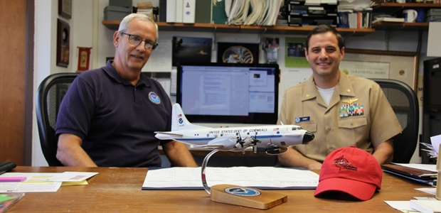 Sept. 22 Reddit AMA: The Science of Hurricane Hunting to Improve Forecasts