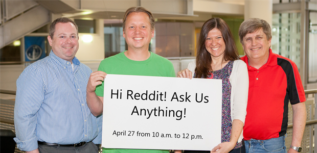 April 27 Reddit AMA: Tornado! Talk Severe Weather Research & Prediction with NOAA