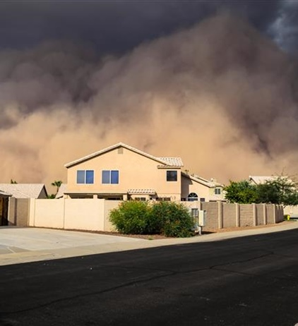 Research finds spike in dust storms in American Southwest driven by...