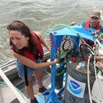 New robotic lab tracking toxicity of Lake Erie algal bloom